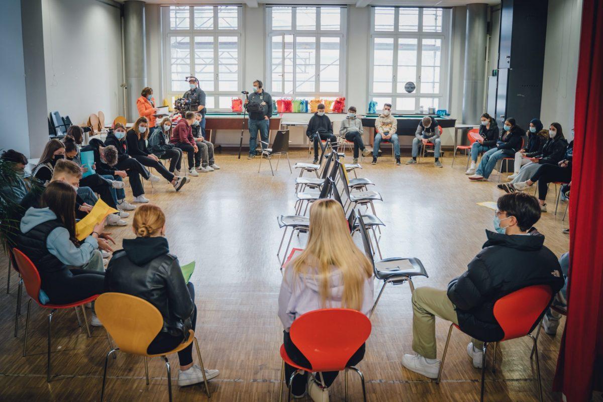 Antirassistische Workshops im Jahrgang 10