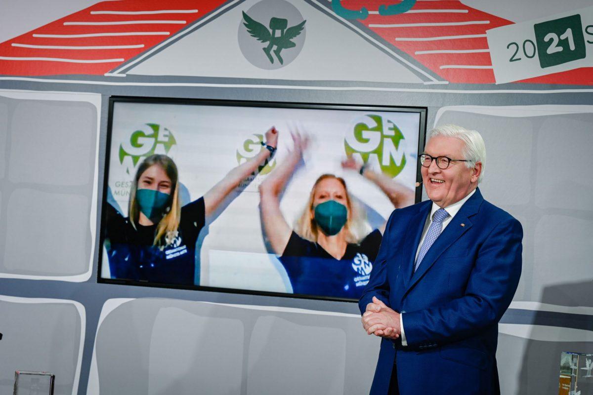 Die GeMM gewinnt den Deutschen Schulpreis!