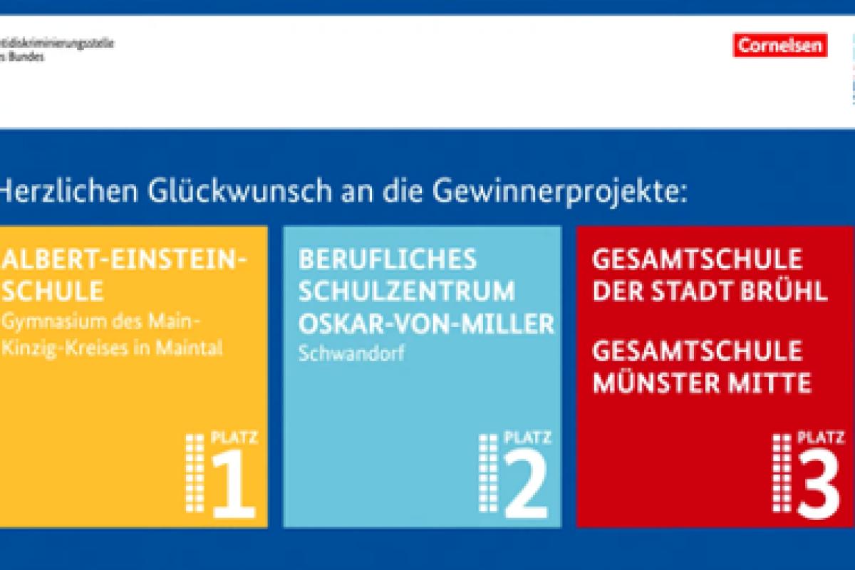 Fair@school: Gesamtschule Münster Mitte ausgezeichnet
