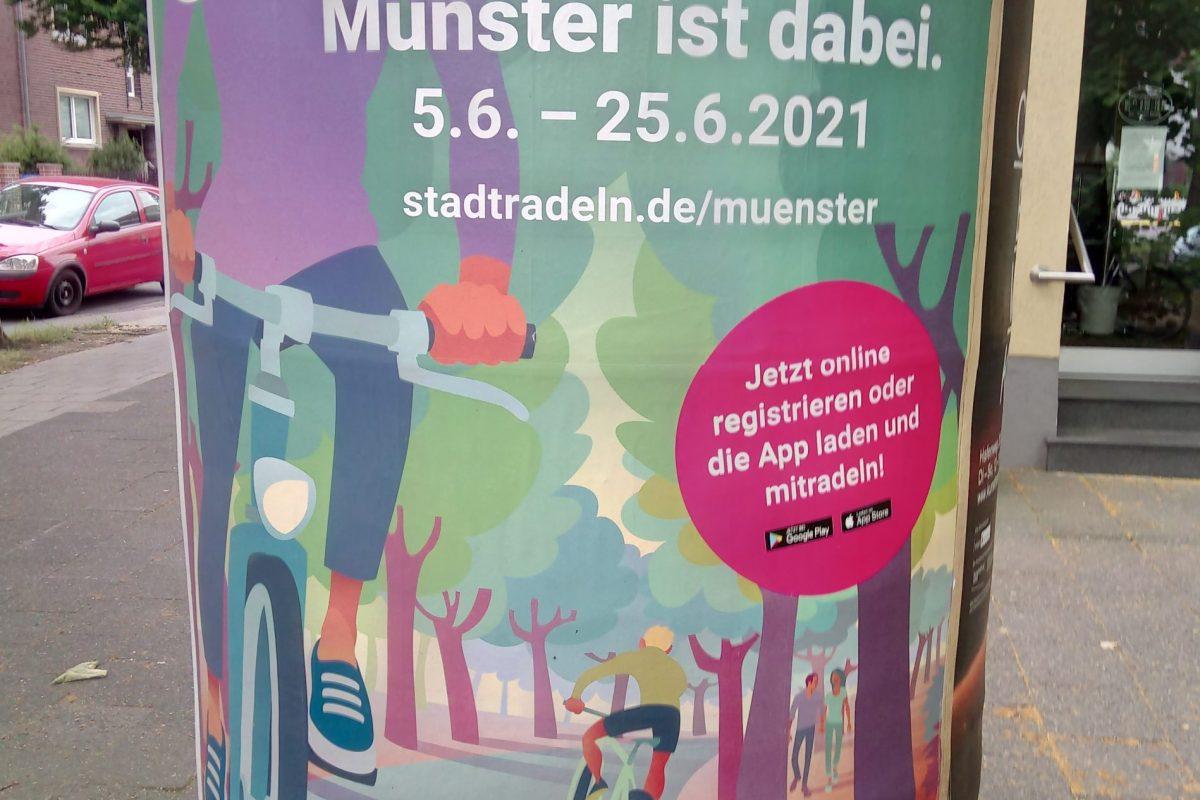 Stadtradeln 2021 – Die GeMM gewinnt!