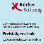 Preisträgerschule 2019